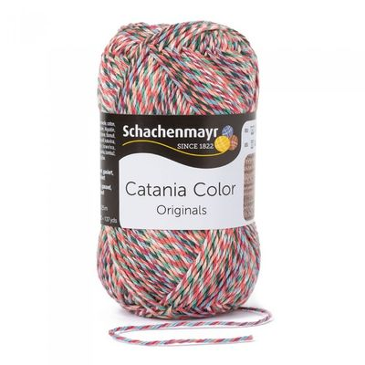 ANCHOR SCHACHENMAYR CATANİA COLOR ÖRGÜ İPİ