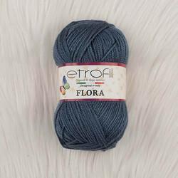 ETROFİL FLORA ÖRGÜ İPİ 100 GR - Thumbnail