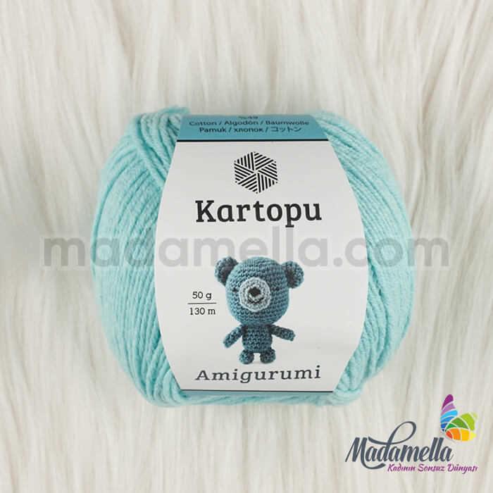 KARTOPU AMiGURUMi İPİ K1219 TEN RENGİ | 700x700