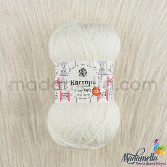 Kartopu Amigurumi Krem El Örgü İpi - K025 - Hobium | 560x560