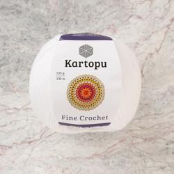 Kartopu - -KARTOPU FİNE CROCHET ÖRGÜ İPİ