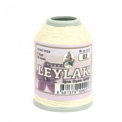 Leylak - LEYLAK 20 GR. SUNİ İPEK (4 KAT İĞNE OYASI İPLİĞİ)