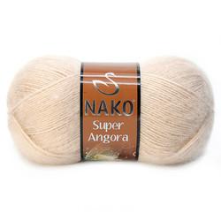 Nako - NAKO SÜPER ANGORA ÖRGÜ İPİ