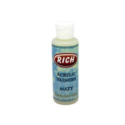 Rich - RİCH SU BAZLI VERNİK MAT 130 CC